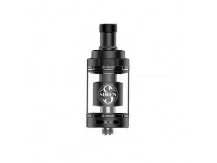 Clearomizér Digiflavor Siren 2 GTA MTL 24mm (4,5ml) (Černý)