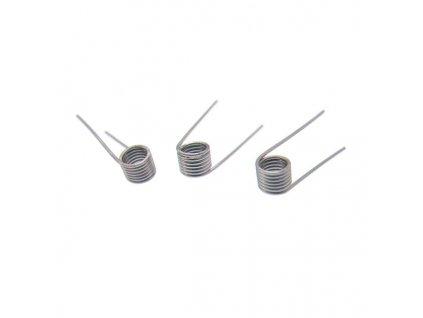 Kanthal A1 - Předmotané spirály 1,2ohm (10ks) - Thunderhead