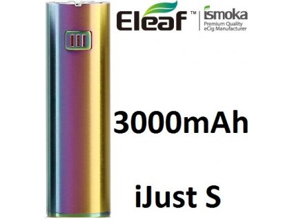 Eleaf iJust S baterie 3000mAh Dazzling