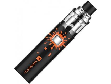 Vaporesso VECO Solo elektronická cigareta 1500mAh Black