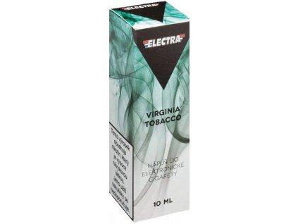 Liquid ELECTRA Virginia Tobacco 10ml - 0mg