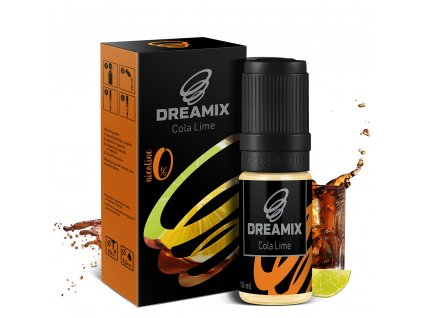 E-Liquid Dreamix - Cola s limetkou 0mg 10m (Cola Lime)