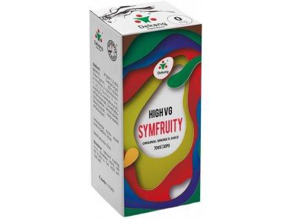 Liquid Dekang High VG - Symfruity 10ml - 0mg (Ovocný mix)