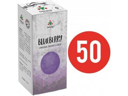 Liquid Dekang Fifty - Blueberry (Borůvka)