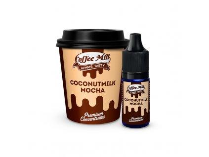 Příchuť Coffee Mill: Coconutmilk Mocha (Sladká mocha s kokosem) 10ml