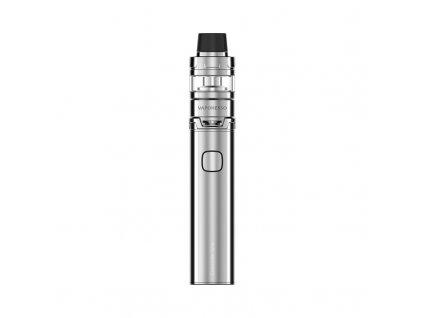 Elektronická cigareta: Vaporesso Cascade One Starter Kit (1800mAh) (Stříbrná)