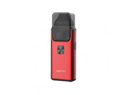 Elektronická cigareta: Aspire Breeze 2 AIO (1000mAh) (Červená)