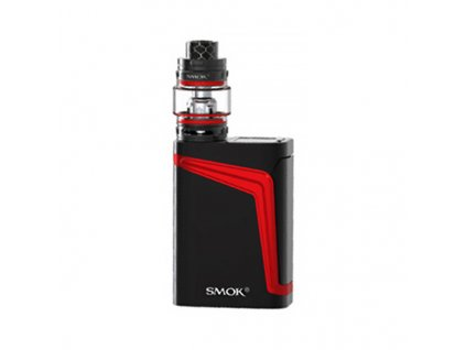 Elektronický grip: SMOK V-FIN Kit s Big Baby Prince (8000mAh) (Black Red)