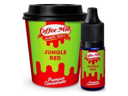 Příchuť Coffee Mill 10ml Jungle Red