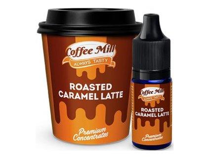 Příchuť Coffee Mill 10ml Roasted Caramel Latte