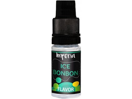 Příchuť IMPERIA Black Label 10ml Ice Bonbon (Bonbon s ledovou dochutí)