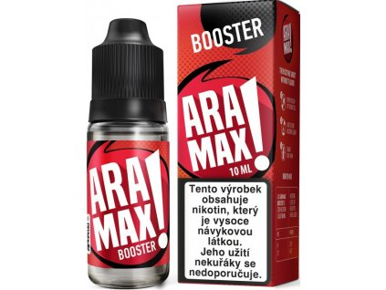 aramax booster 10ml pg50vg50 20mg