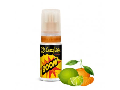crazyvape prichut boom citrusove plody