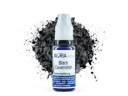 black cavendish aroma