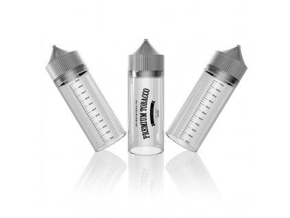 Lahvička Premium Tobacco 120ml s ryskou (1ks)