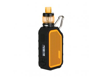 Elektronický grip: WISMEC Active Kit s Amor NS Plus (2100mAh) (Oranžový)
