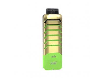 Elektronická cigareta: Eleaf iWu Pod Kit (700mAh) (Gold Greenery)