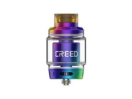 GeekVape Creed RTA clearomizer Rainbow