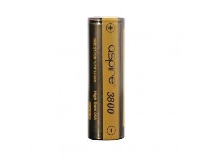 Baterie Aspire INR 21700 / 25A (3800mAh)
