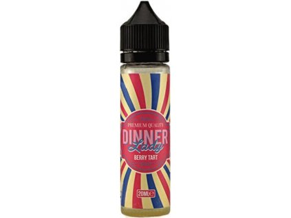 Příchuť Dinner Lady 20ml Berry Tart