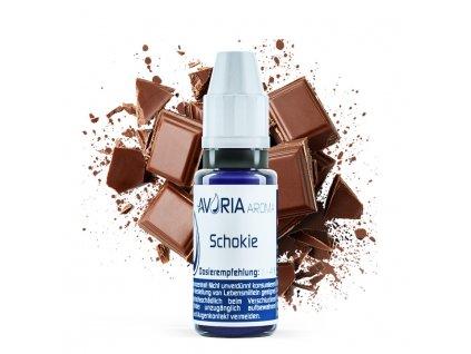 Příchuť Schokie 12ml - Čokoláda