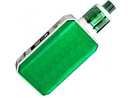 Wismec Sinuous V200 TC 200W grip Full Kit Green
