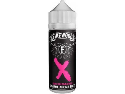 Příchuť FIREWOOD Shake and Vape 15ml Unicorn Pineapple