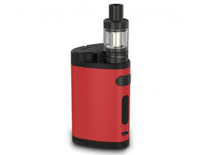 Eleaf iStick Pico Dual TC 200W s Melo 3 Mini sada Červená