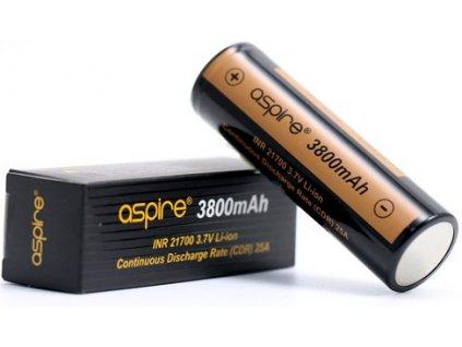 aSpire baterie typ 21700 3800mAh 25A