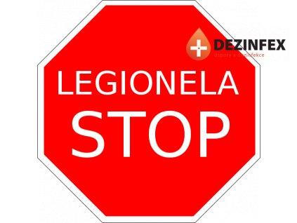 Legionela STOP - Poradenství