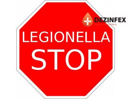 Legionella STOP- Poradenství