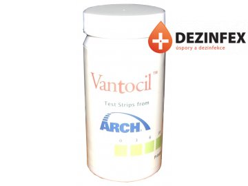 VANTOCIL TEST STRIPS