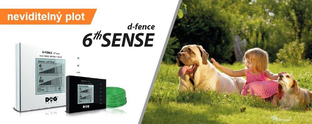 D-fence elektronické neviditelné ploty