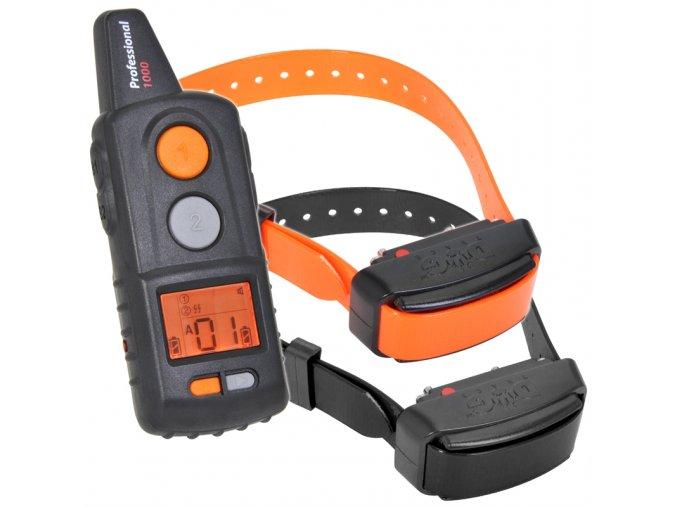 385 DOGtrace výcvikový obojek D control professional 1002