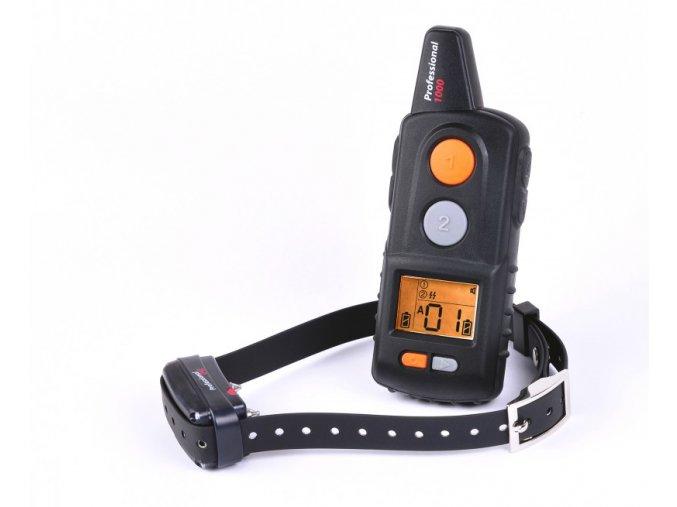 375 DOGtrace výcvikový obojek D control professional 1000 ONE
