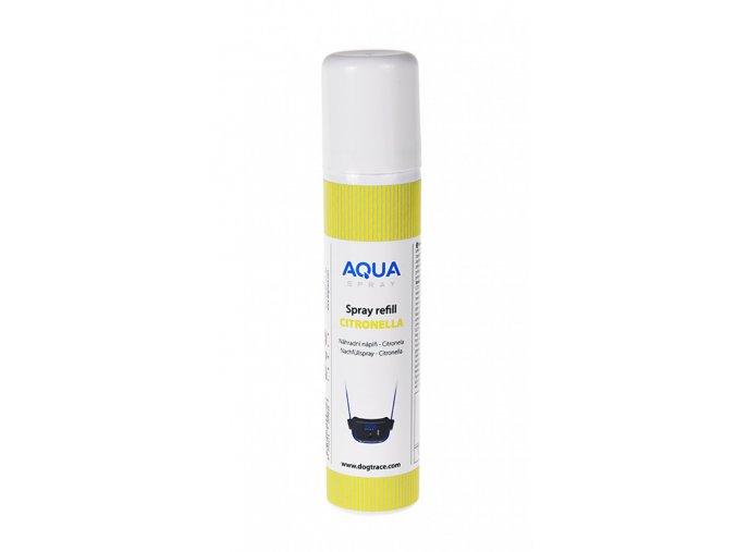Sprejová náplň AQUA 75ml - citronela