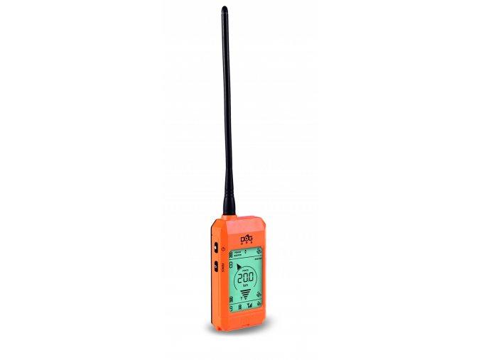 6122 Přijímač pro DOG GPS X20 v oranžové barvě