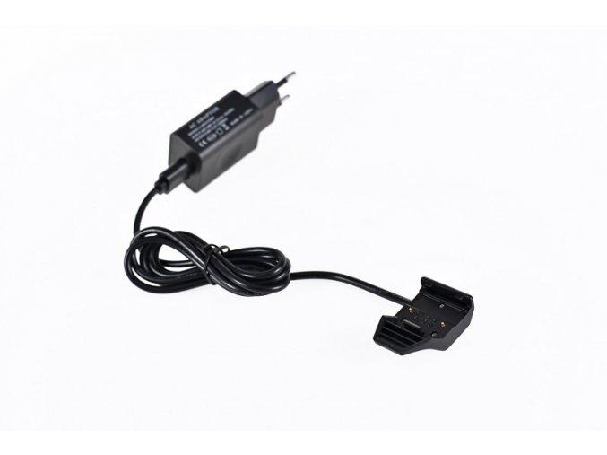 6106 Napájecí adaptér s USB kabelem a klipsem
