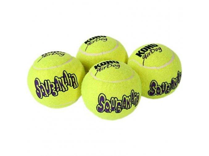 867 KONG AirDog Squeakair tenisový míček