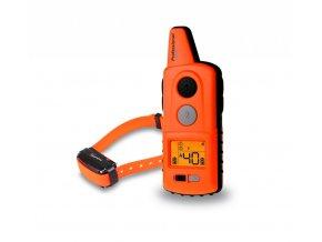 384 DOGtrace výcvikový obojek D control professional 2000 ONE orange