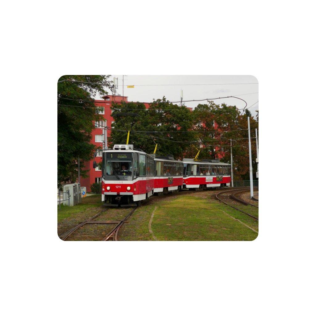 podlozka brno tram