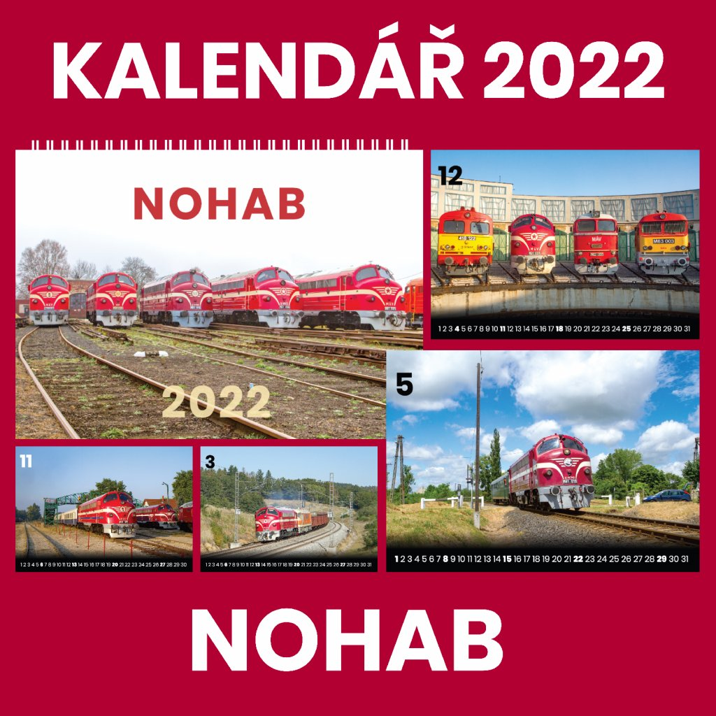 kalenar NOHAB