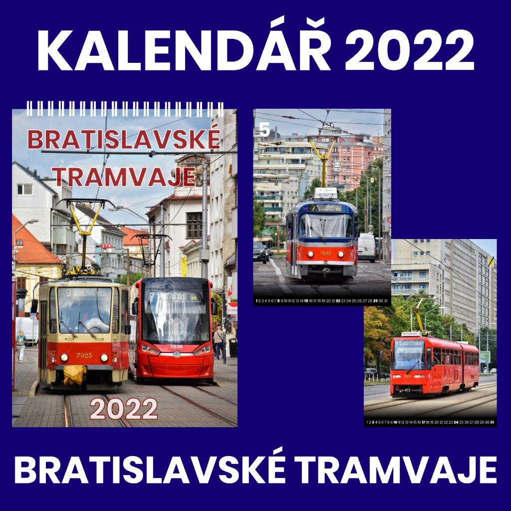 kalendar blava tram