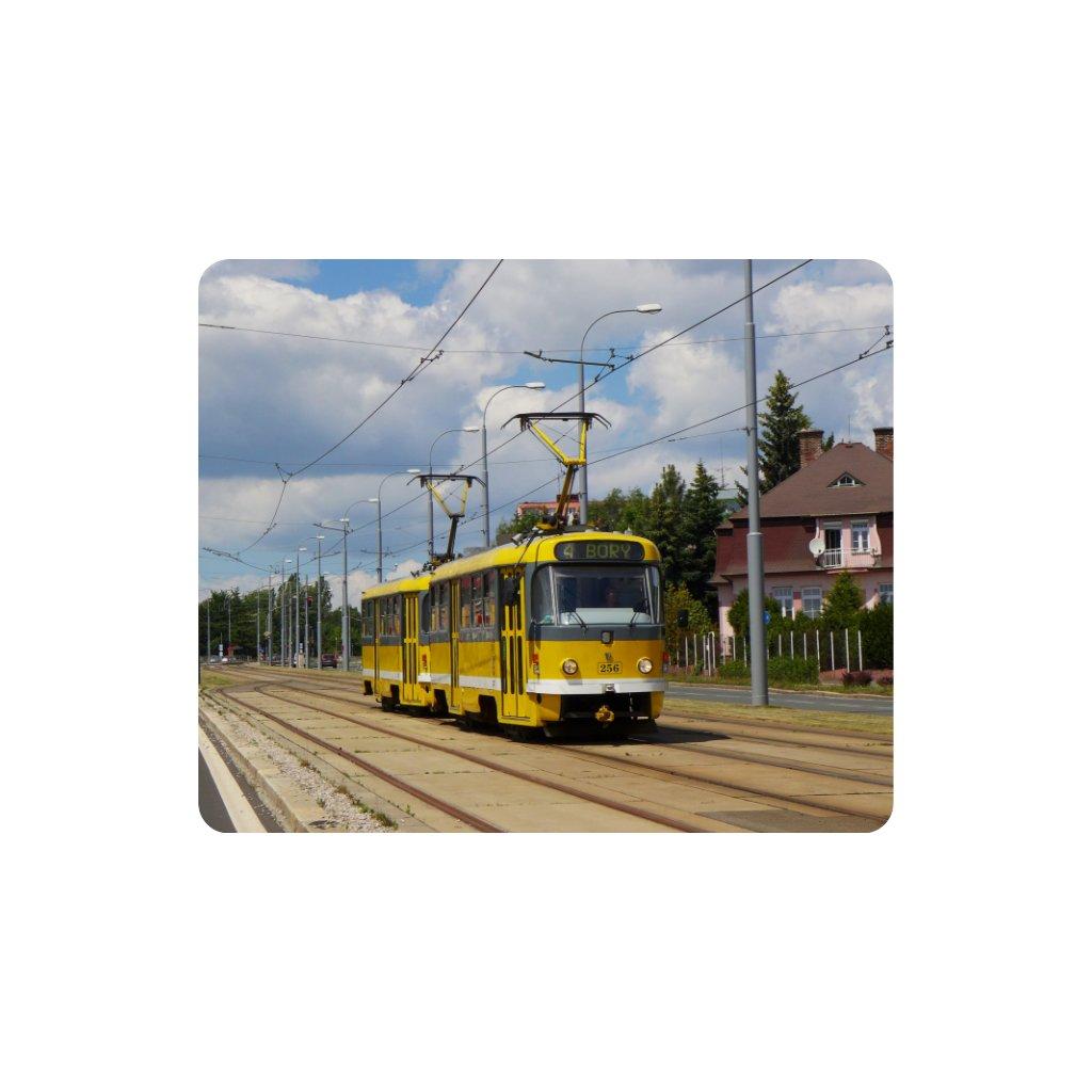 podlozka plzen tram