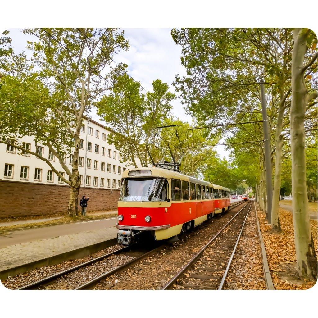 podlozka tram halle2
