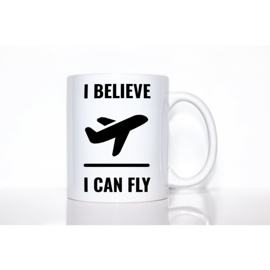 hrnek i believe i can fly