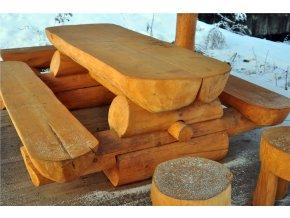 Stůl s lavicemi Komplet