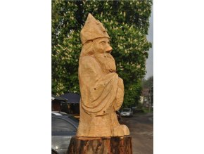 Dřevěná socha, Svatý Urban