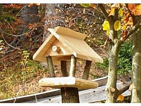 Krmítko pro ptáky Domeček