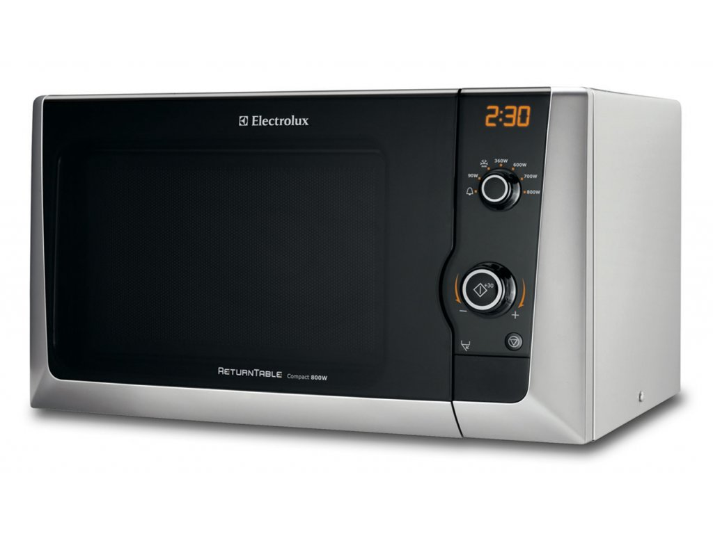 Electrolux EMS21400S – mikrovlnná trouba